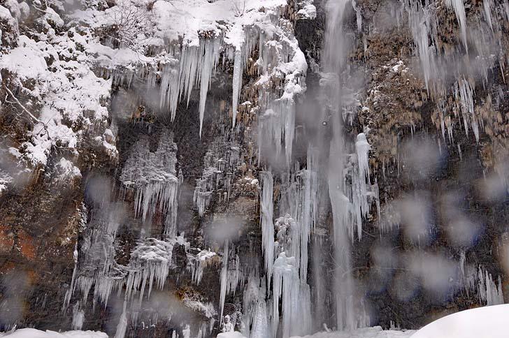 冬の阿弥陀ヶ滝3