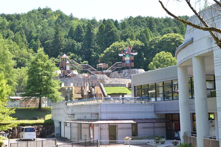 岐阜ファミリーパークの景色