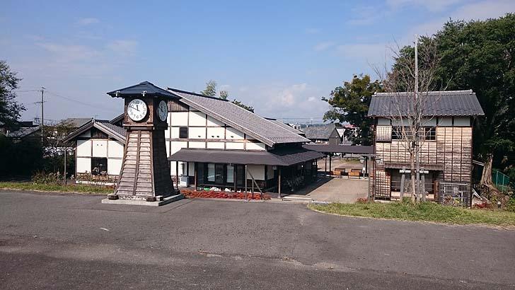 太田宿の資料館
