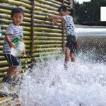 岐阜県内の川遊びとバーベキュー